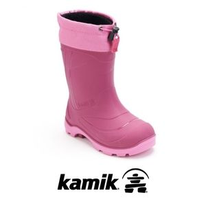 Kamik Snobuster Boot Berry Pink Youth 5